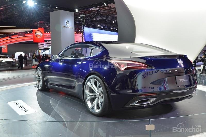 Buick Avista concept hiện thực hóa thành mẫu coupe 4 cửa 4