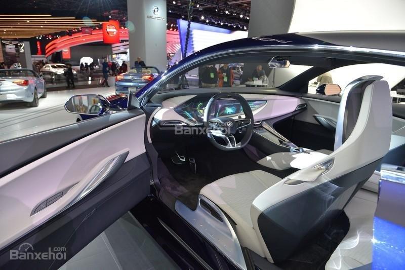 Buick Avista concept hiện thực hóa thành mẫu coupe 4 cửa 6