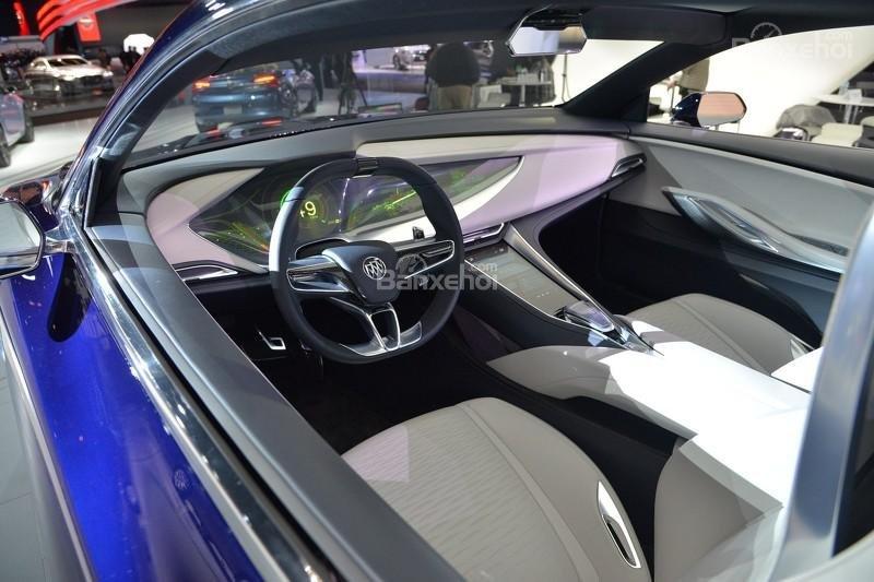 Buick Avista concept hiện thực hóa thành mẫu coupe 4 cửa 7
