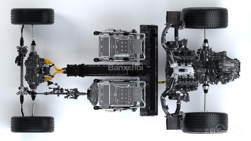Đánh giá xe Acura NSX 2016: Và 2 mô tơ điện