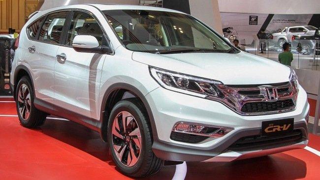 Honda Accord và CR-V thế hệ mới sẽ chung khung gầm với Civic.