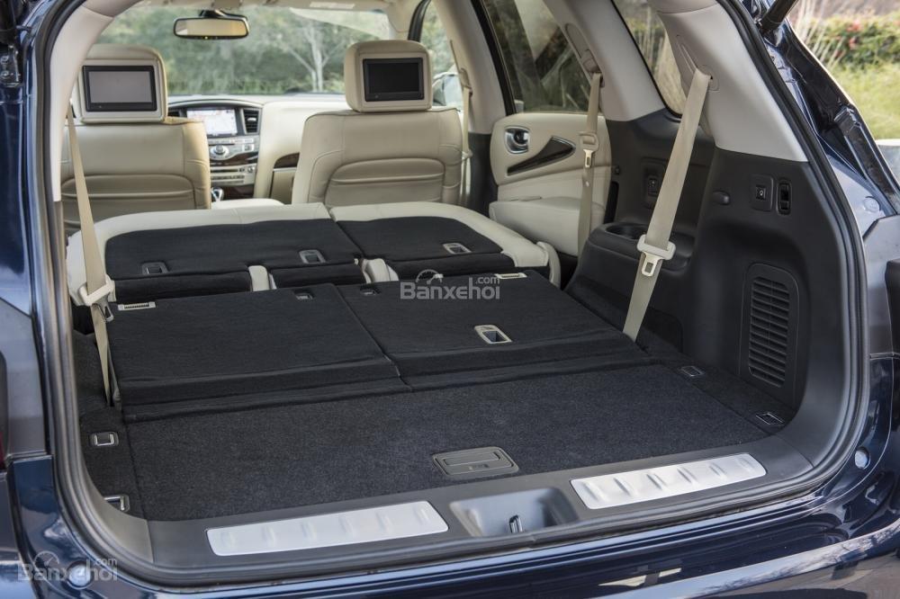 Infiniti QX60 2016 khoang hành lý 3