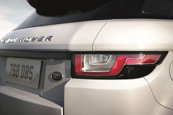 LandRover Range Rover Evoque 2016.