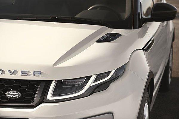 Range Rover Evoque 2016.