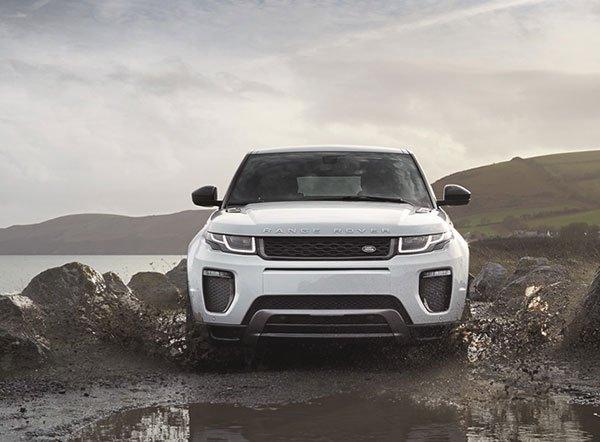 Range Rover Evoque 2016 sẽ về Việt Nam.