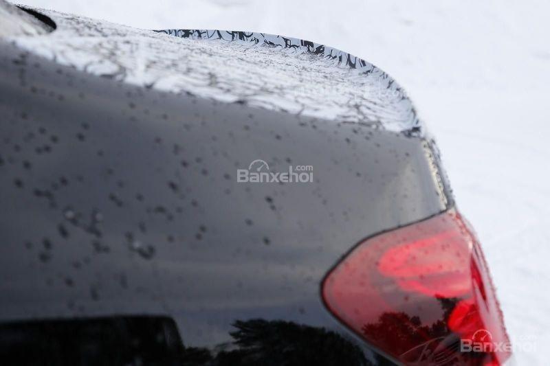 Soi chi tiết Mercedes-AMG E63 trên đường thử nghiệm 9