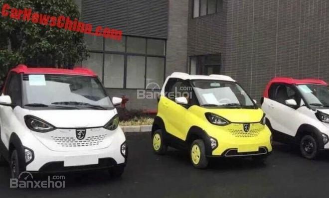 Xe điện Baojun E100 sắp bán ra tại Trung Quốc 1