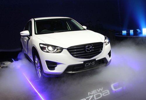 Mazda CX-5 2016 trình làng bản nâng cấp tại Thái Lan.