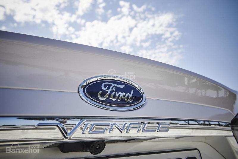 [Geneva 2016] Ford sẽ mở rộng phát triển biến thể xe cao cấp Vignale