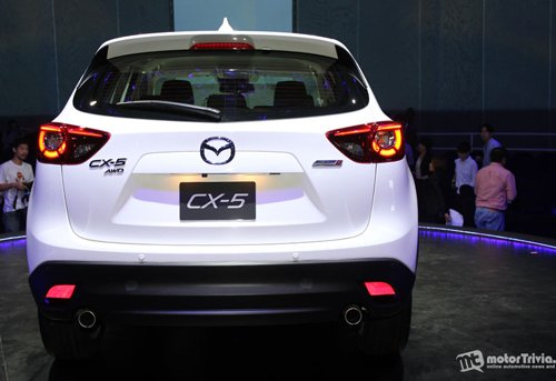 Mazda CX-5 2016 trình làng bản nâng cấp tại Thái Lan 4