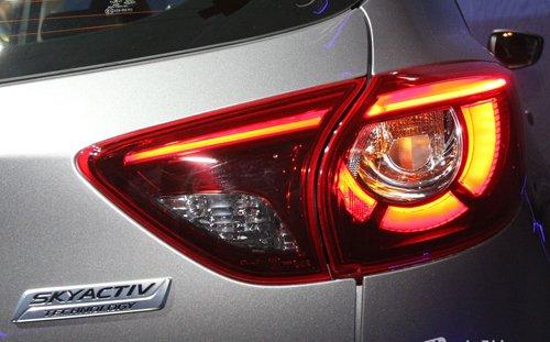 Mazda CX-5 2016 trình làng bản nâng cấp tại Thái Lan 6