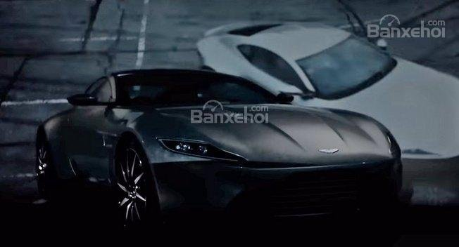 [Geneva 2016] Aston Martin DB11 nhá hàng trước giờ G