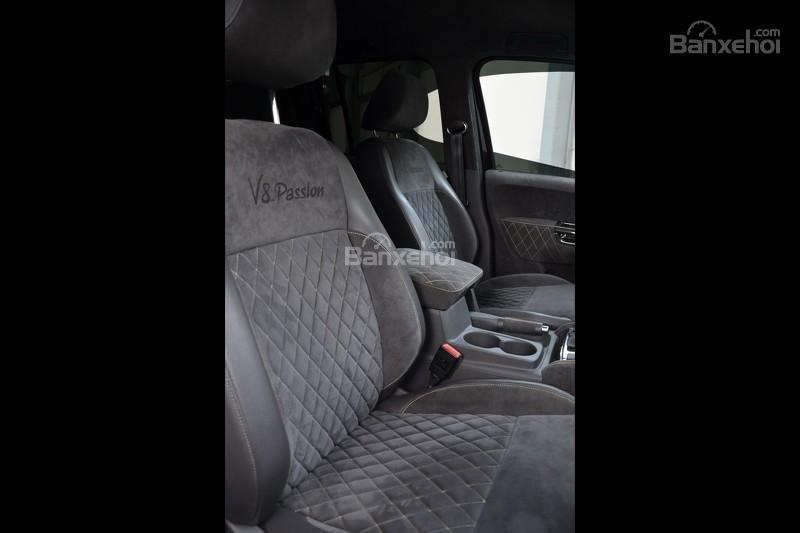 "Volkswagen Amarok V8 Passion Desert Edition độ ""hét"" giá 217.514 USD 7"