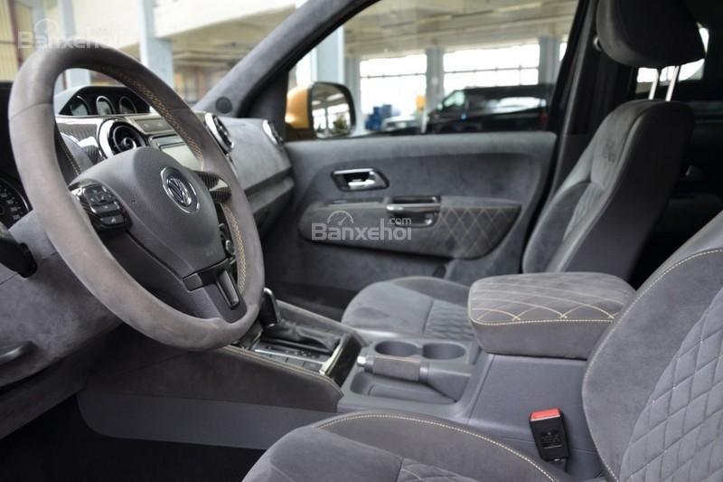 "Volkswagen Amarok V8 Passion Desert Edition độ ""hét"" giá 217.514 USD 6"