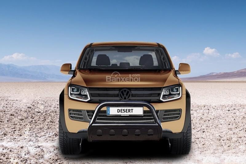 "Volkswagen Amarok V8 Passion Desert Edition độ ""hét"" giá 217.514 USD 1"