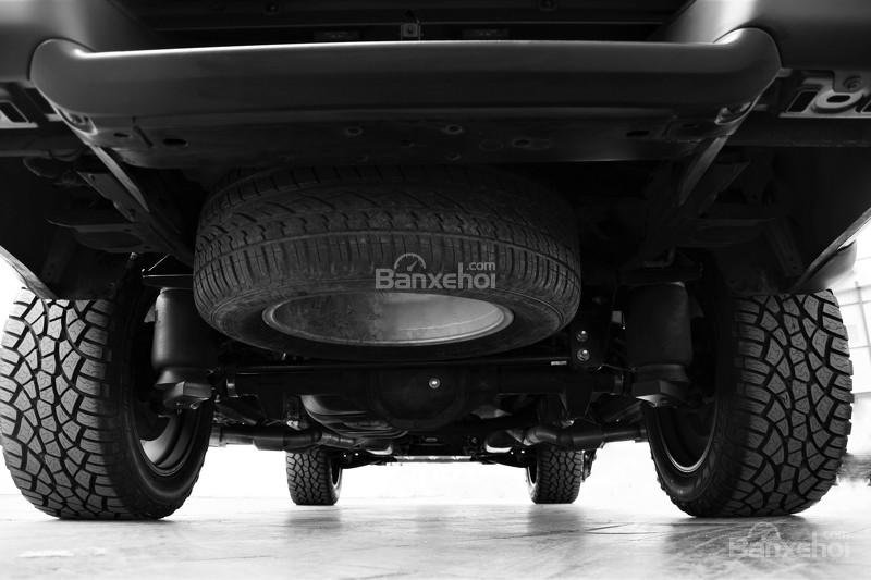 "Volkswagen Amarok V8 Passion Desert Edition độ ""hét"" giá 217.514 USD 4"