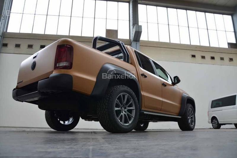 "Volkswagen Amarok V8 Passion Desert Edition độ ""hét"" giá 217.514 USD 2"