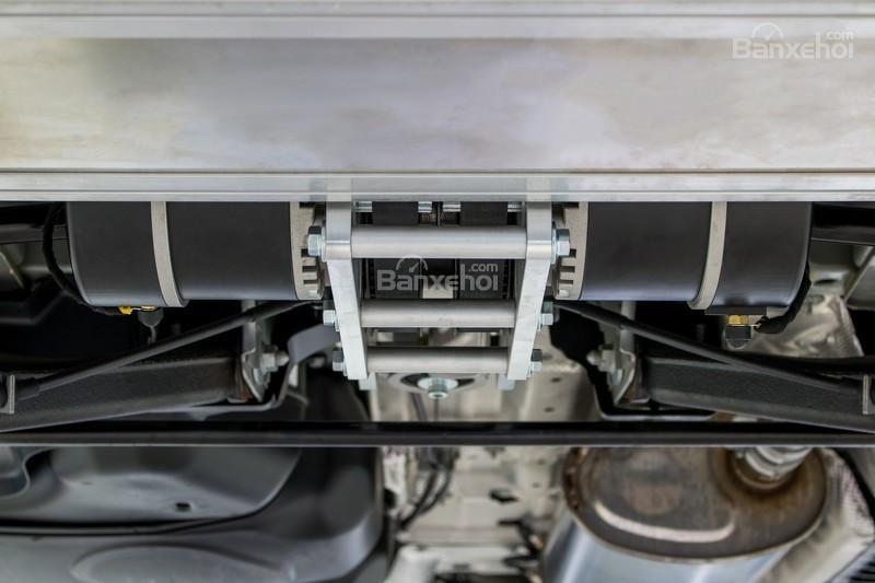 Phiên bản xe độ của MTM mang tên Volkswagen T6 E-Motion sẽ được trang bị trục sau điện hóa