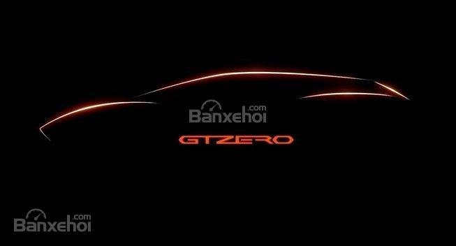 Italdesign GT Zero lộ diện trước thềm triển lãm Geneva 2016