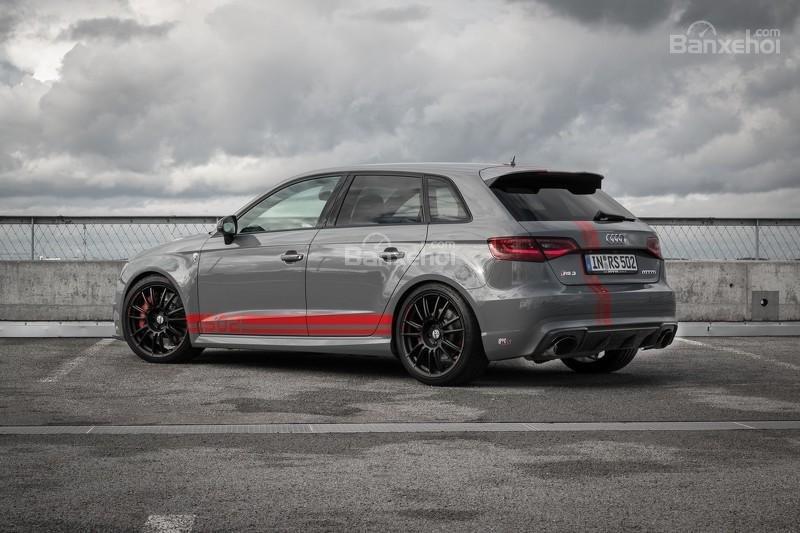 MTM đưa Audi RS3 Sportback độ mạnh hơn 500 mã lực đến Thụy Điển 2
