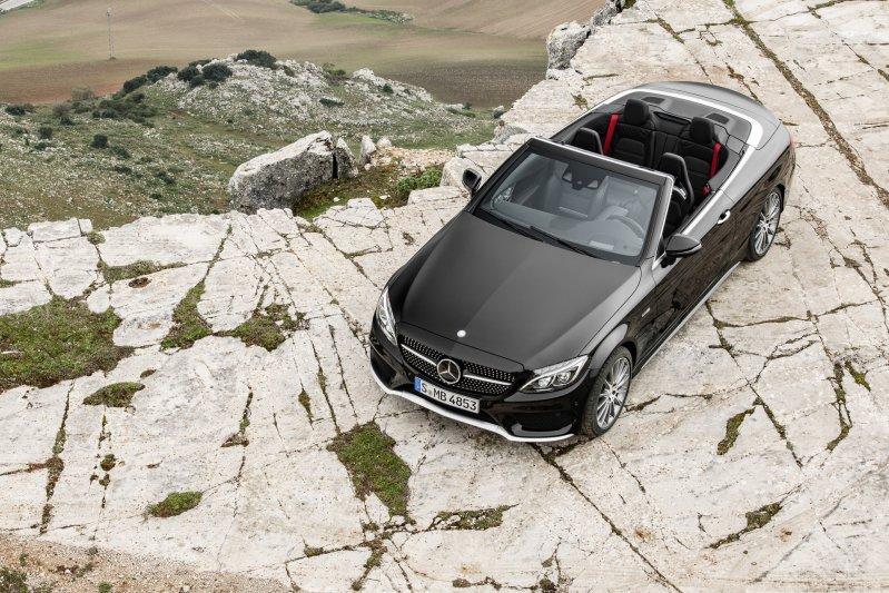 Mercedes-Benz C-Class mui trần công bố hình ảnh chính thức 19