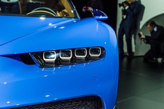 Bugatti Chiron chính thức trình làng tại Geneva 2016 9