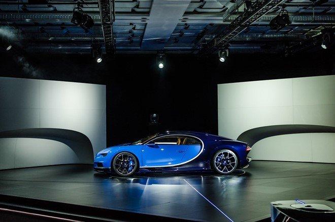 Bugatti Chiron chính thức trình làng tại Geneva 2016 6