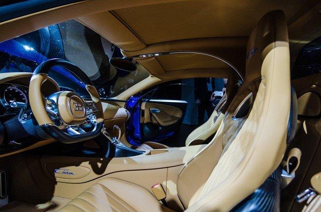 Bugatti Chiron chính thức trình làng tại Geneva 2016 8