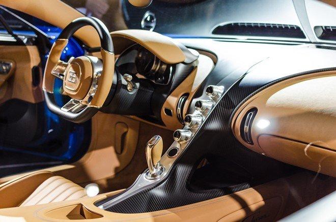 Bugatti Chiron chính thức trình làng tại Geneva 2016 7