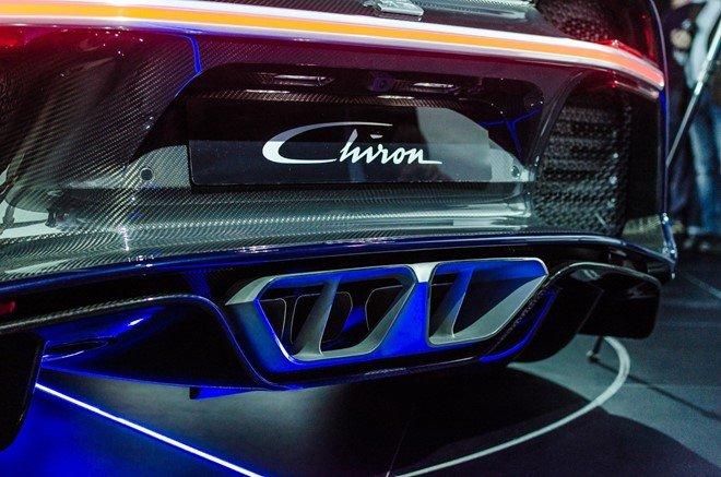 Bugatti Chiron chính thức trình làng tại Geneva 2016 5