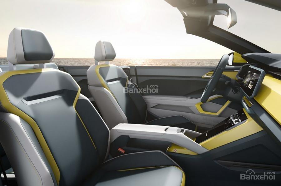Volkswagen T-Cross Breeze concept mới rò rỉ trước giờ G 3