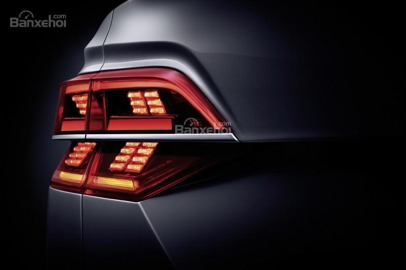 [Geneva 2016] Volkswagen Phideon - Xe hơi dành riêng cho Trung Quốc 7