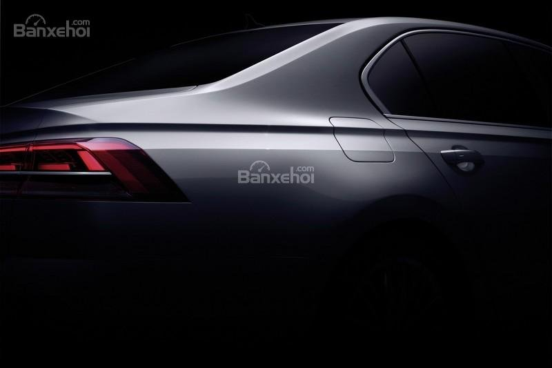 [Geneva 2016] Volkswagen Phideon - Xe hơi dành riêng cho Trung Quốc 6