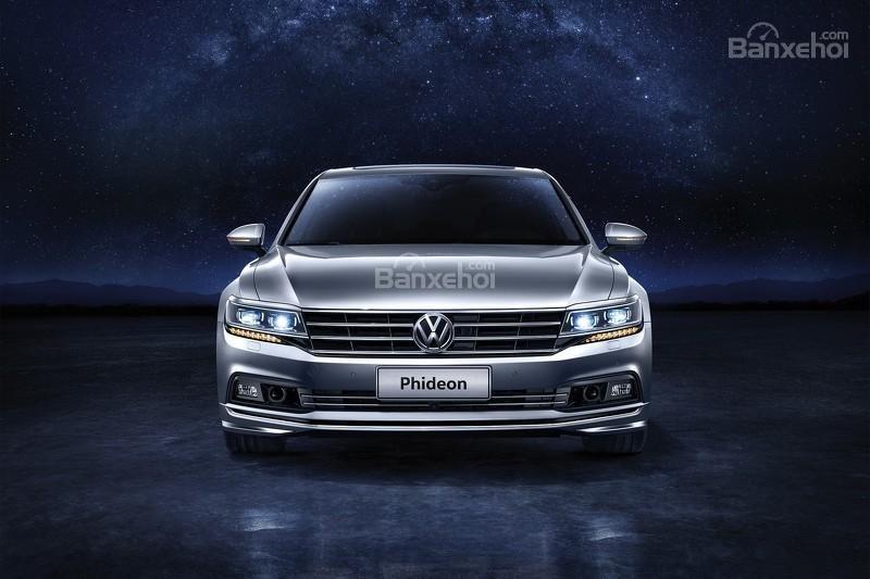 [Geneva 2016] Volkswagen Phideon - Xe hơi dành riêng cho Trung Quốc 1