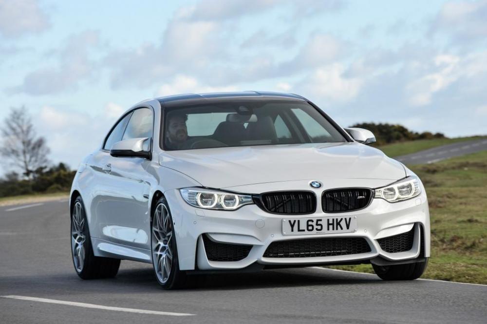 Đánh giá xe BMW 4 Competition Package 2016 phần đầu 3.