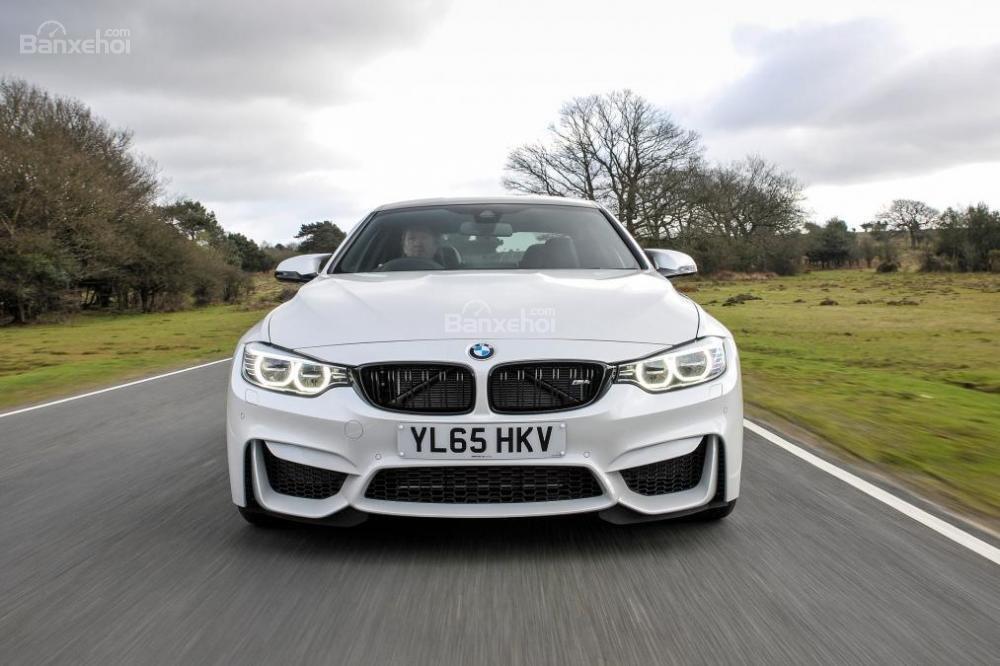 Đánh giá xe BMW 4 Competition Package 2016 phần đầu 1.