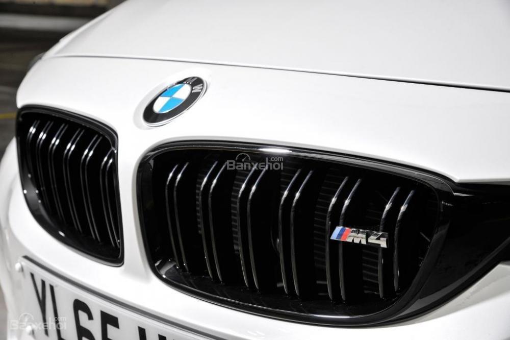 Đánh giá xe BMW 4 Competition Package 2016 phần đầu 2.