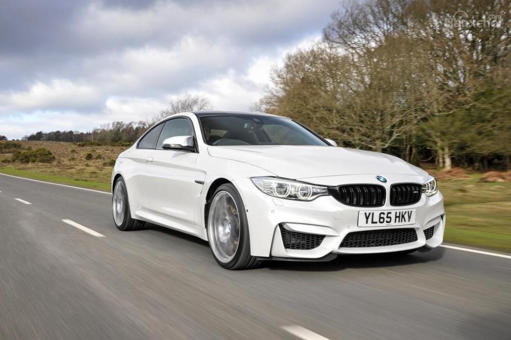 Đánh giá xe BMW 4 Competition Package 2016.