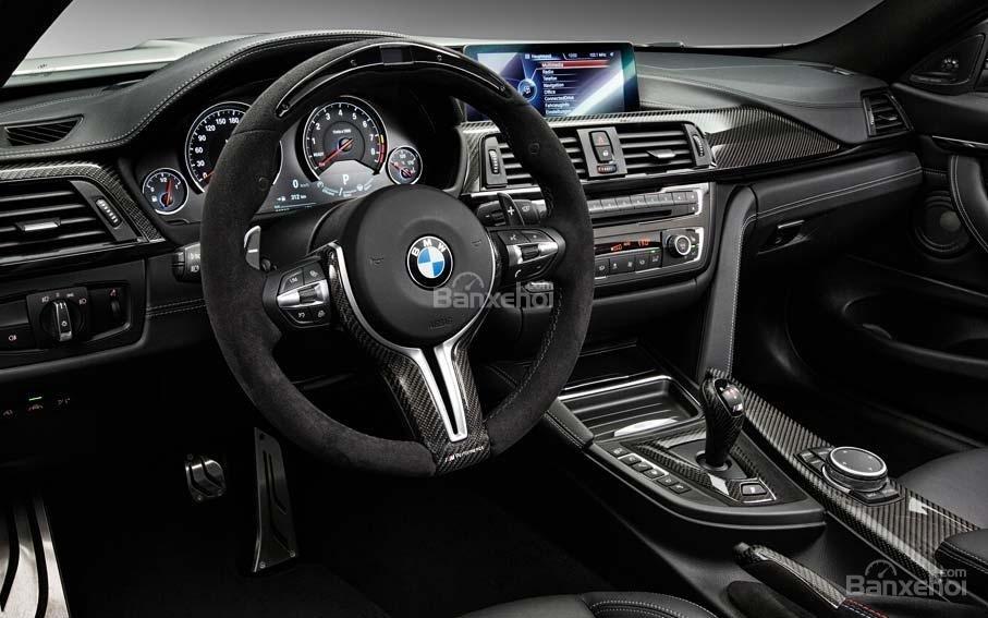 Đánh giá xe BMW M4 Competition Package 2016 phần tiện nghi 1.