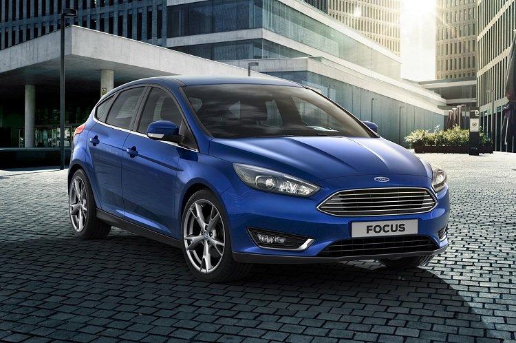 Đánh giá xe Ford Focus 2016.