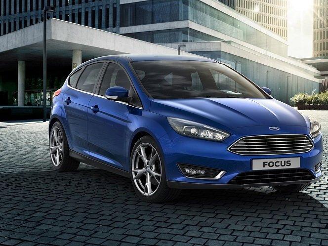 Ford Focus 2016.
