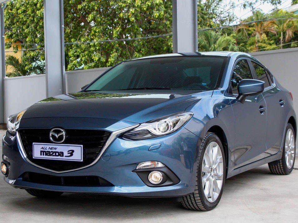 Mazda 3 2016.