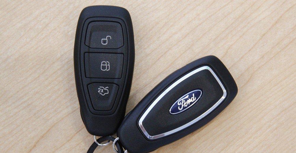 Đánh giá xe Ford Focus 2016 phần tiện ích 4.