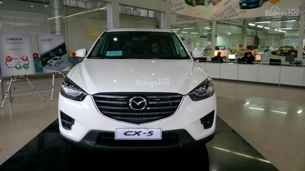 Mazda CX5 Facelip 2016, ưu đãi tới 45 triệu, đủ màu giao xe ngay-0