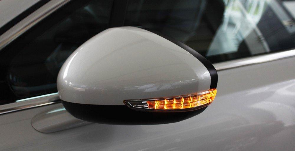Đánh giá xe Peugeot 508 2015 phần thân 3.