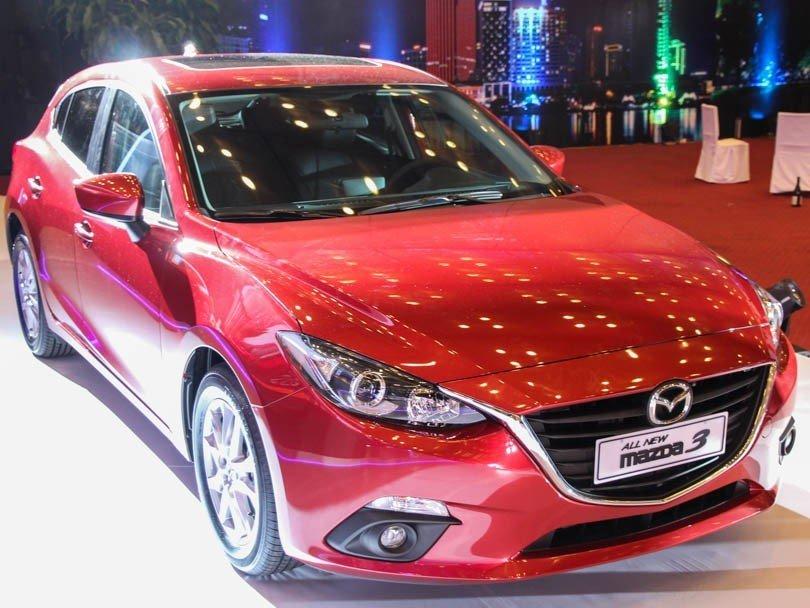 Mazda 3 2015 phù hợp với những khách hàng trẻ tuổi, năng động.