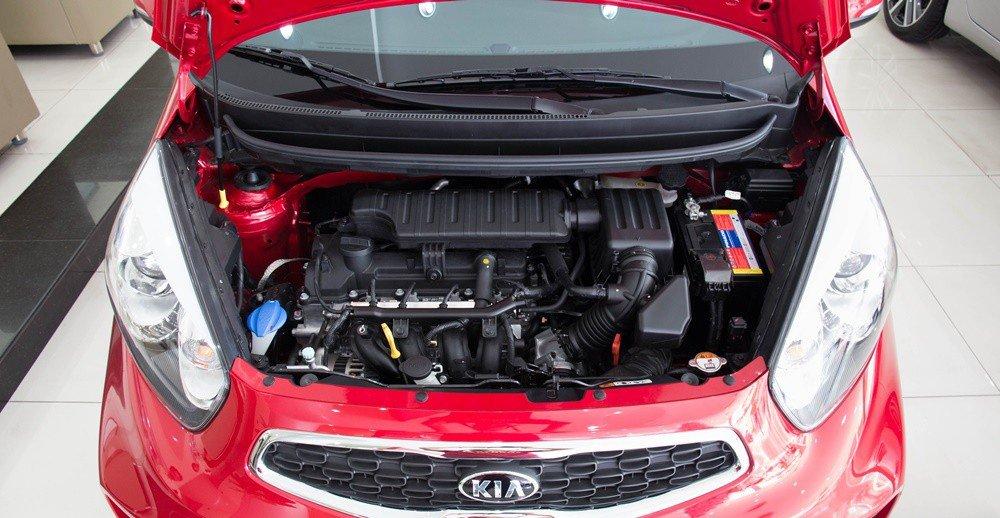 Đánh giá xe KIA Morning SI 2016 phần vận hành.