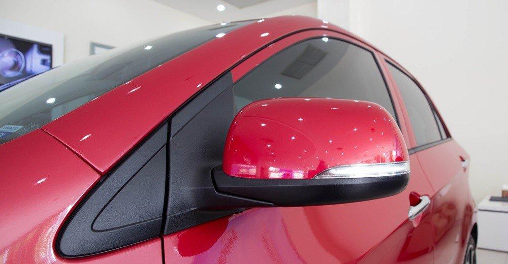 Đánh giá xe KIA Morning SI 2016 phần thân 3.