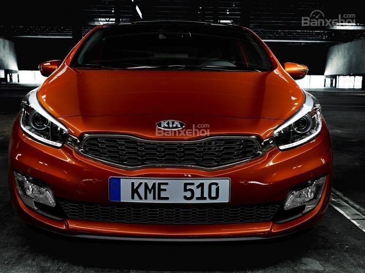 Đánh giá xe Kia K3 2016 1.