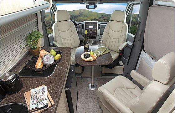 Mẫu xe nhà mới của Mercedes-Benz .1
